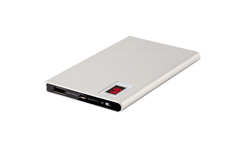 Powerbank Slim met Power Indicatie (4000 mAh)