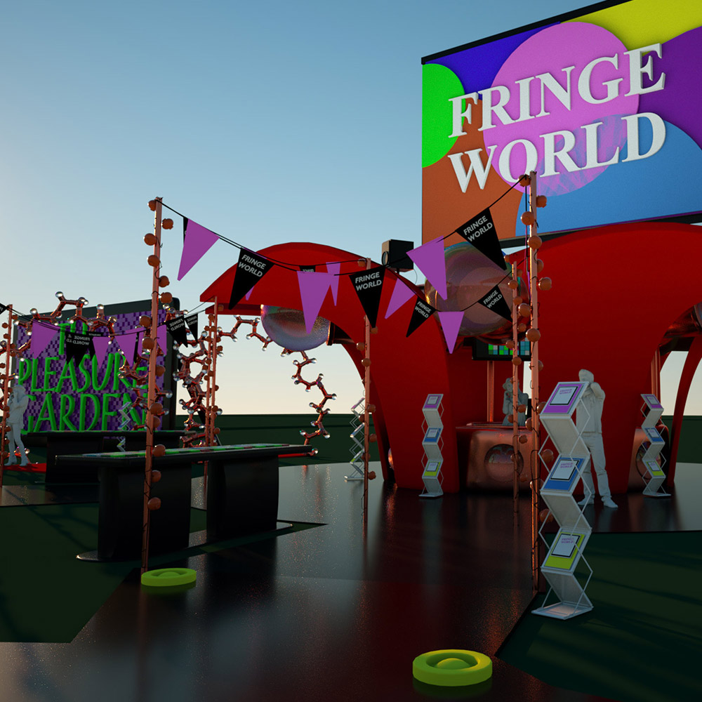 Fringe World Design