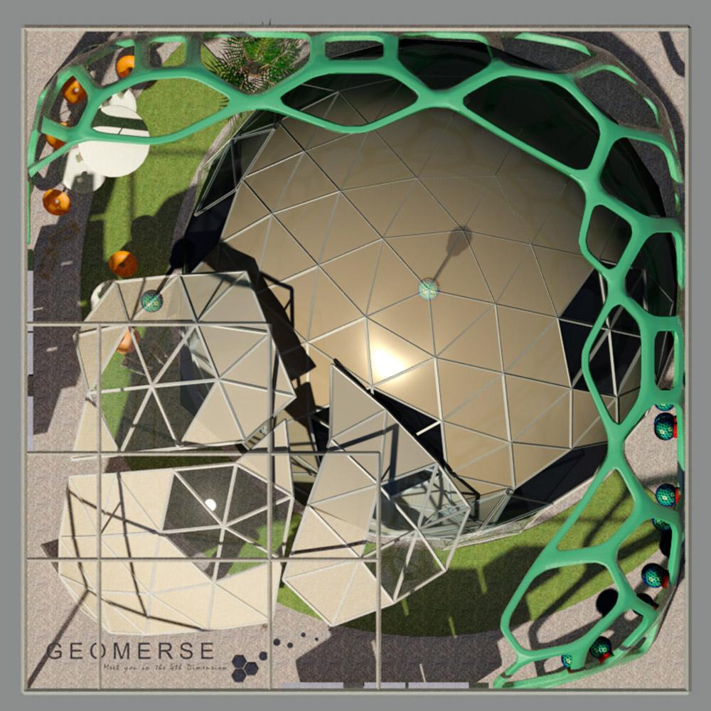 Geomerse Exhibition