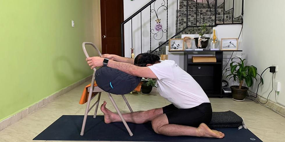 Programa Yoga en silla 2021