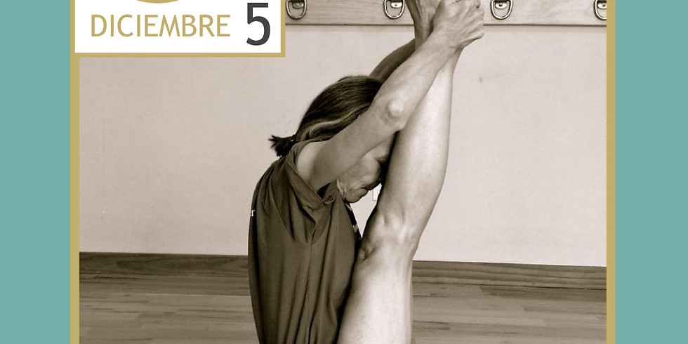 Clase Magistral: Yoga Iyengar en línea con Peggy Kelley