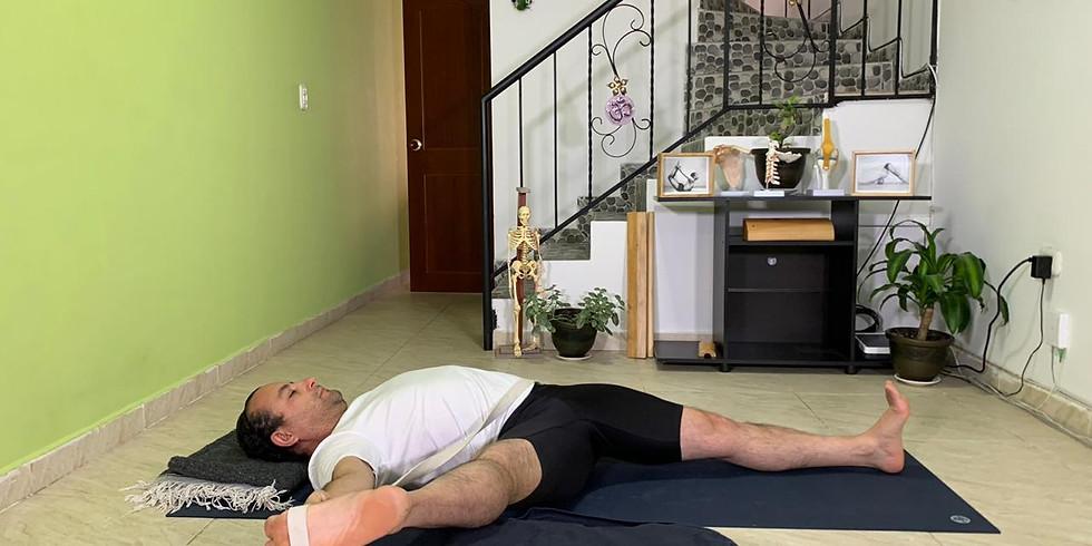 Ciclo de Yoga para la espalda
