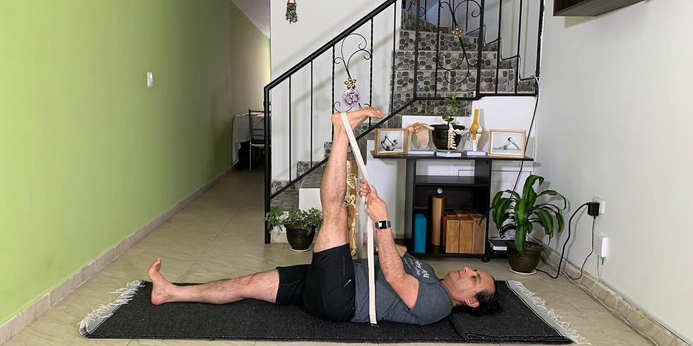 """programa introductorio  """"Yoga para quienes nunca han practicado Yoga"""""""