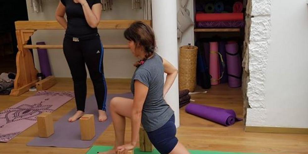 Ciclo yoga para la mujer