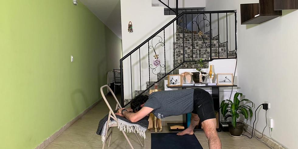 """Nuevo Programa intro  """"Yoga para quienes nunca han practicado Yoga"""""""