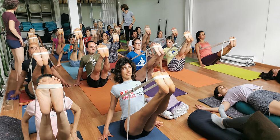 Taller Yoga Iyengar