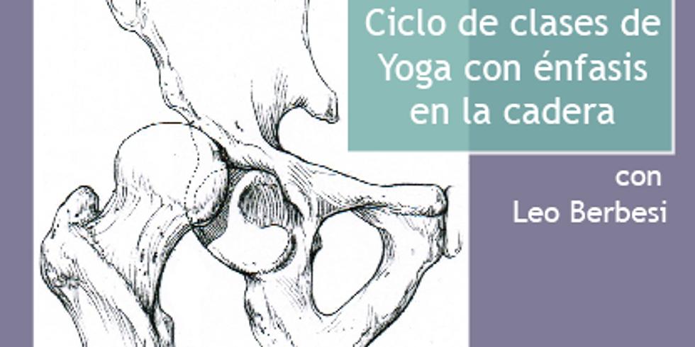 Ciclo de Yoga para la Cadera