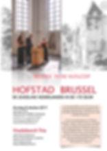 Poster Vuylcop _ Vredeborch Trio 8 oktob