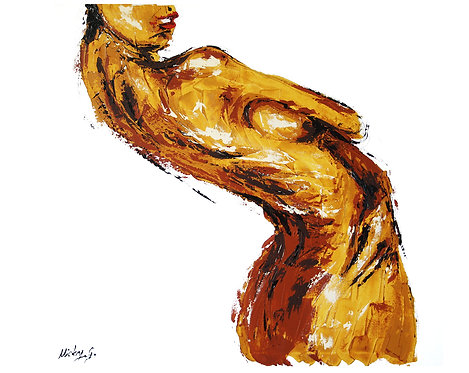 Imperfect Nude #12