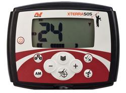 X-terra 505 minelab