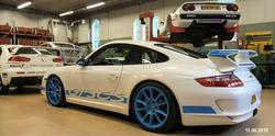 GT3 CS Track Car