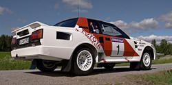 Toyota Celica Turbo Group B