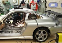 Custom Modified Porsche GT3