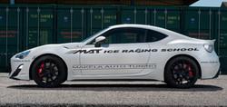 MAT Ice Racing School
