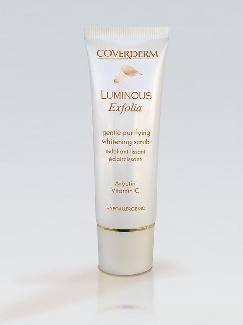 Coverderm Luminous Exfolia -rozświetlający peeling