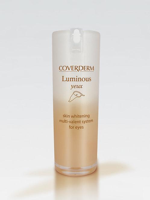 Coverderm Luminous Yeux - rozjaśniający pod oczy
