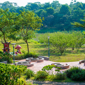 15.6 acre green park