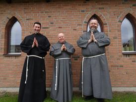 Predikan Pater Joseph Maria, Påskdagen