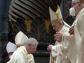 Pavens seremonimester vigslet til biskop