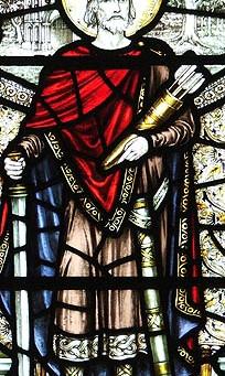 Dagens helgen 20.11 hellige kong Edmund
