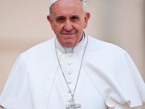 Audiens med pave Frans 27.oktober