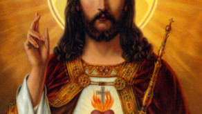 Dagens helgen 22.11.20 - Kristi kongefest