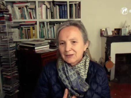 St Rita TV: Catholic Conversations Carine Rabier-Poutous