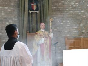 Preken hverdagsmesse 21.07 - Biskop Erik