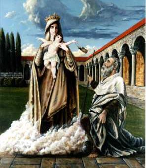 Jomfru Maria av Karmelberget på St Rita Radio