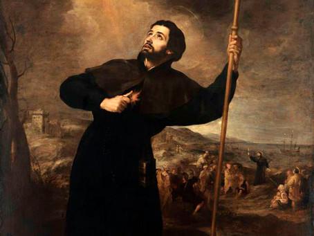 Dagens helgen 03.12.20 - Den hellige Frans Xavier