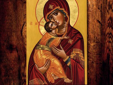 Til Vår Frues pris - Jomfru Maria, all nådes mor
