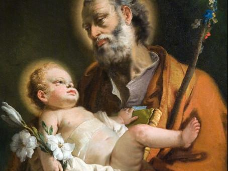 Miniserie: Hvem er St. Josef, egentlig?