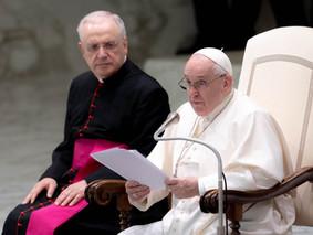 Sammendrag av pavens katekese onsdag 27.10 – Engelsk
