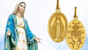 Dagens helgen 28.11 Den hellige Katarina Laboure
