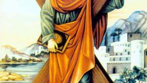 Dagens helgen - Apostelen Andreas