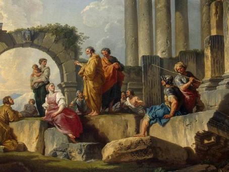 Hvordan levde man etter Jesu ord i oldkirken? (del 2)