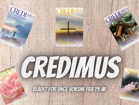 Credimus episode 30 - Hengivenhet og oktober