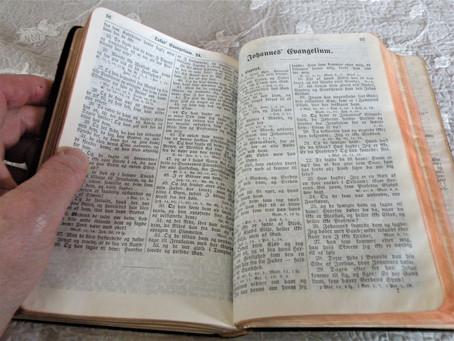 Lectio Divina 18.august