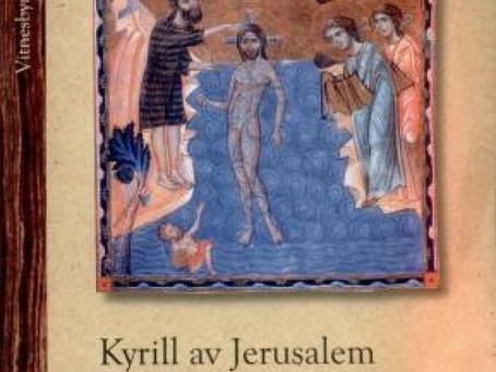 Kyrill av Jerusalem, dåpskatekeser, del 6 og 7