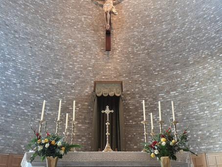 Preken 6. søndag i det alminnelige kirkeår