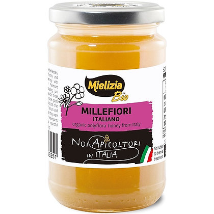ミエリツィア ミッレフォー二 有機百花ハチミツ