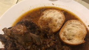 北イタリア料理 オッソブーコ等
