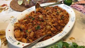 南イタリアの家庭料理 Pasta e fagioli 他