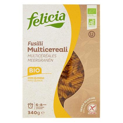 フェリチア 四穀ブレンド キノアパスタ