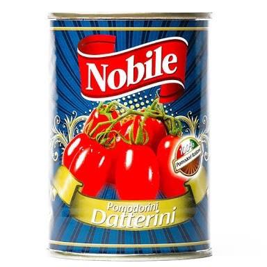 ノービレ ダッテリーノ トマト缶