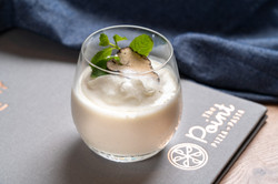 Truffle White Chocolate Mousse