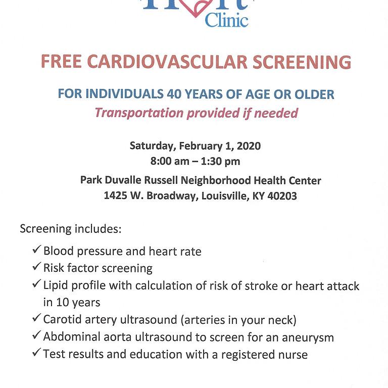 Cardiovasacular Screenings (1)