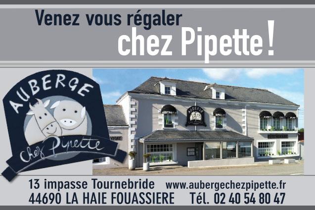 AUBERGE CHEZ PIPETTE