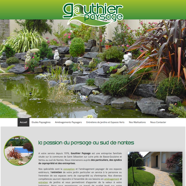Gauthier paysage