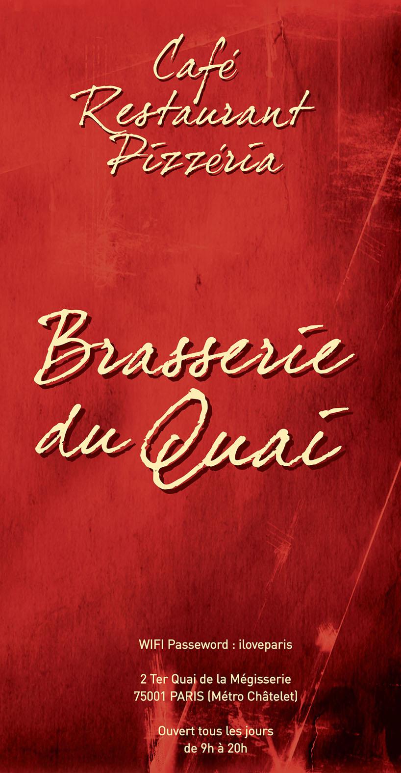 BrasserieDuQuaiParis